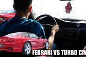 Ferrari Honda Sleeper