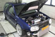 MK4 Golf 1.8T GT35 and Supercharger