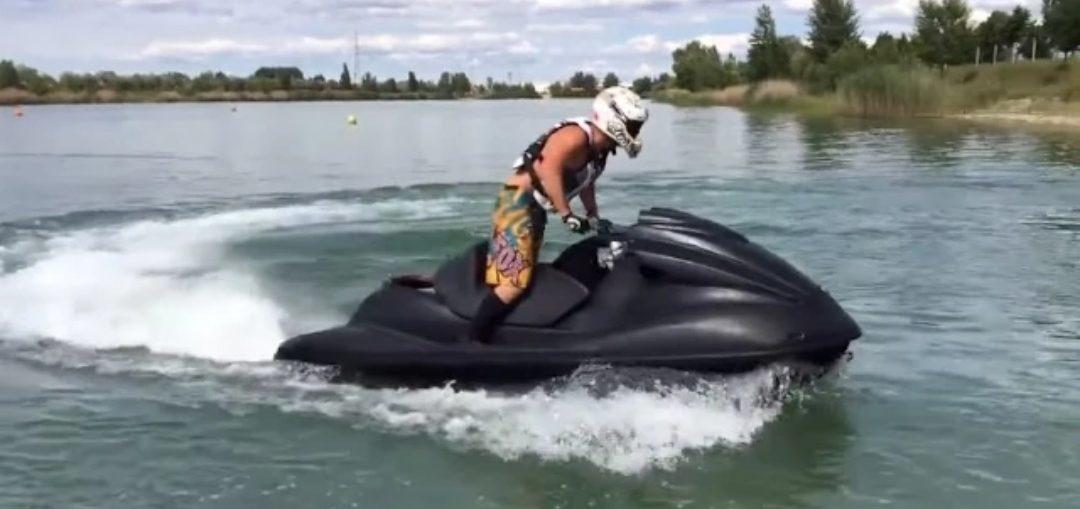 Turbo Hayabusa Jetski