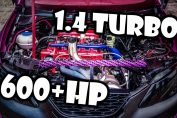 10 very powerfull engines smaller than 2L turbo