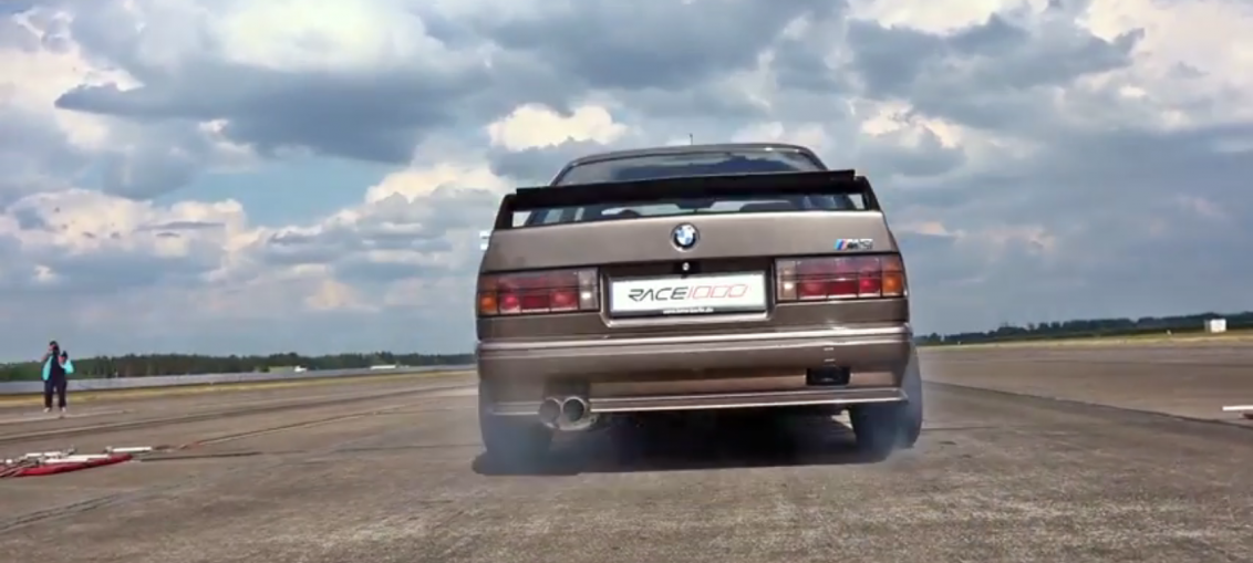 Bmw M3 E30 Alpina Acceleration Sound Turbo And Stance