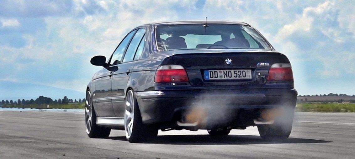 E39 M5 Supercharged