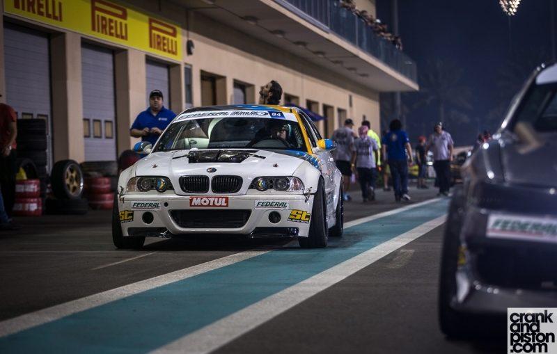 Luke FINK BMW E46 V10