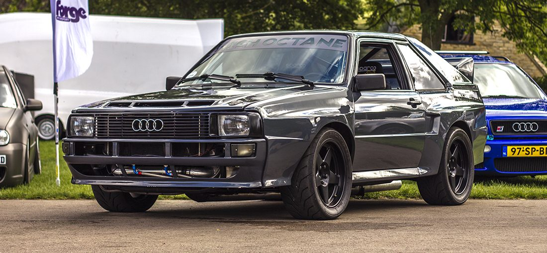 1005hp Audi Sport Quattro Turbo And Stance