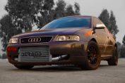 20VT Golf Audi Seat Sound