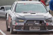 Quickest EVO X Lancer Mitsubishi