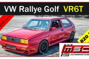 VR6 Turbo Golf Rallye
