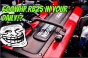 8 Ordinary Everyday Cars Fitted With INSANE Engines!