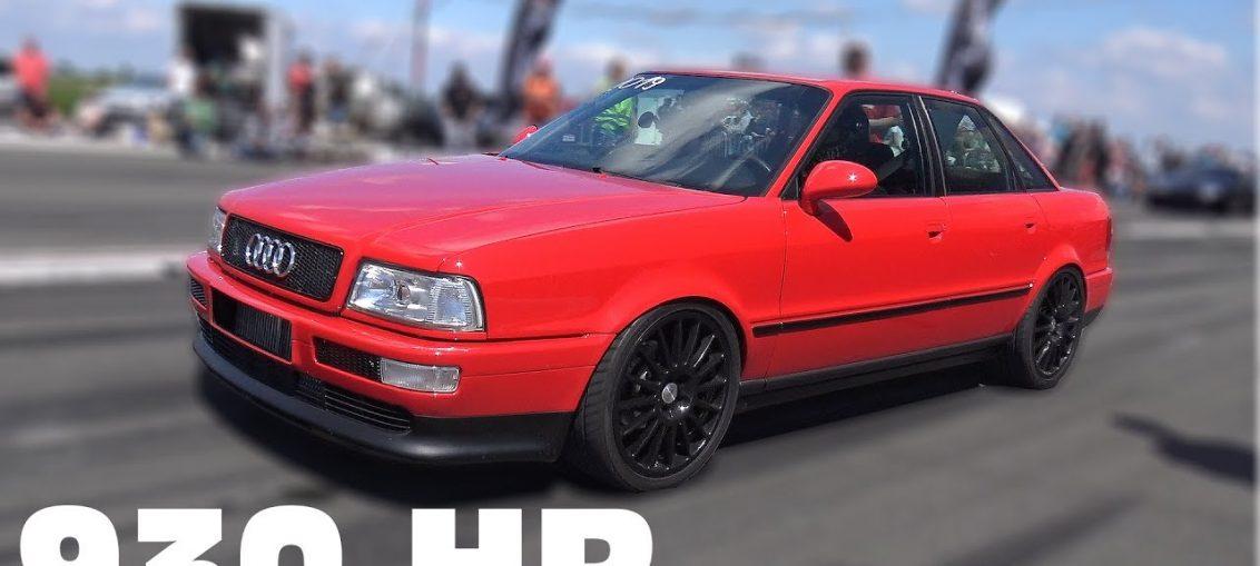 Audi 80 Quattro VR6 Turbo