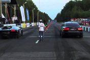 Audi RS6 Lamborghini Aventador