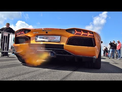 Lamborghini Aventador Bi turbo