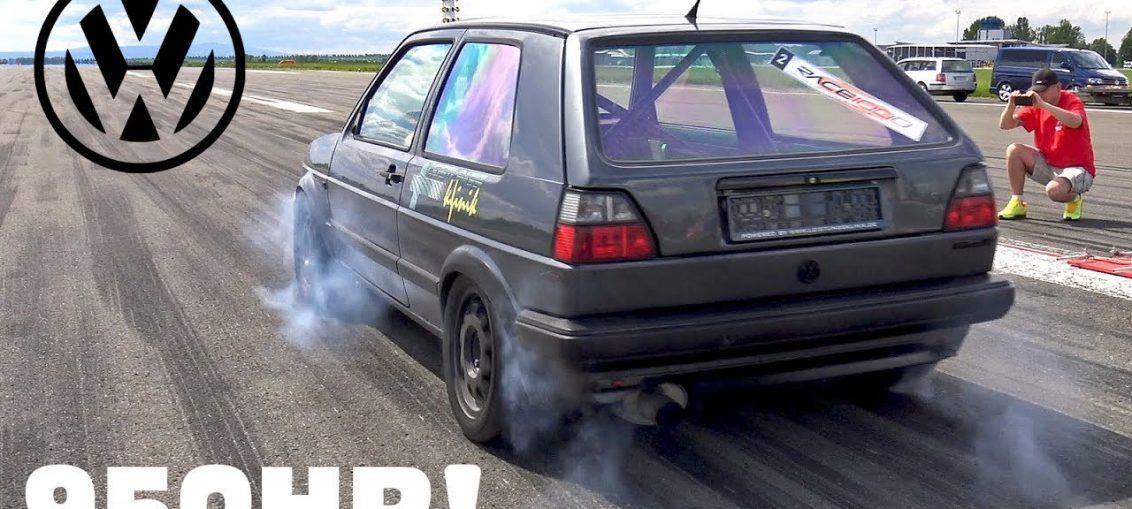 MK2 VR6 Turbo