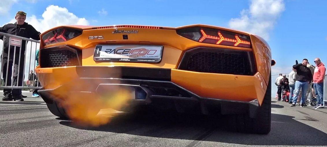 Biturbo Aventador Brutal 1500 Hp Sound Acceleration Turbo And Stance