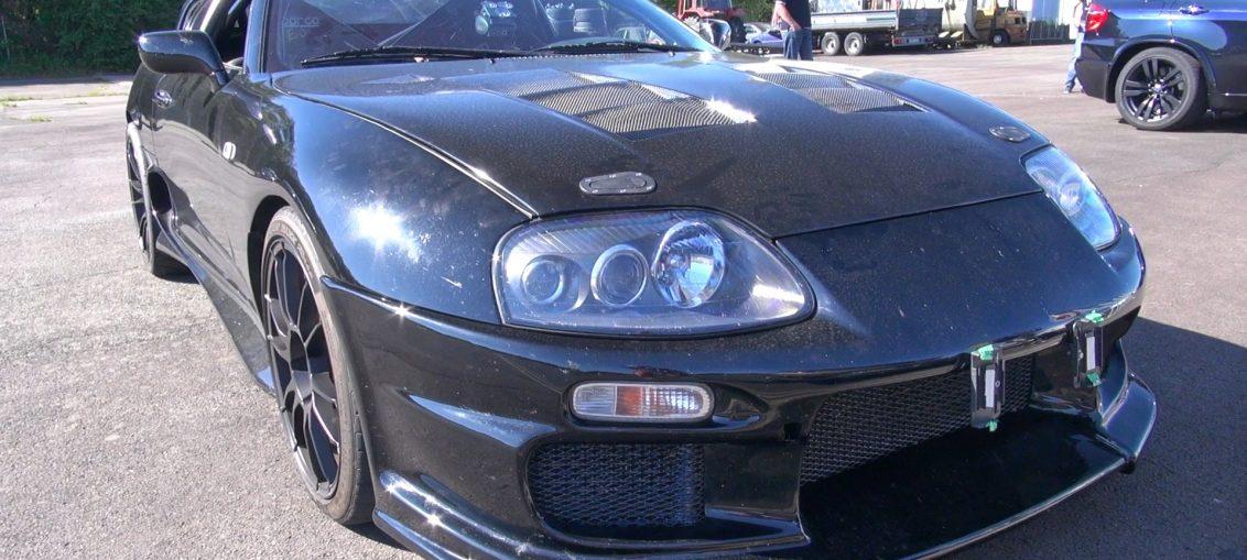 Toyota Supra 2JZ
