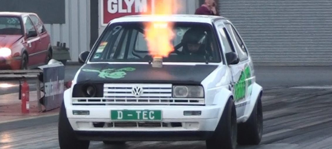Vr6 Turbo Donkey TEC