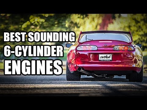 8 6-Cyl Engines That Sound KILLER
