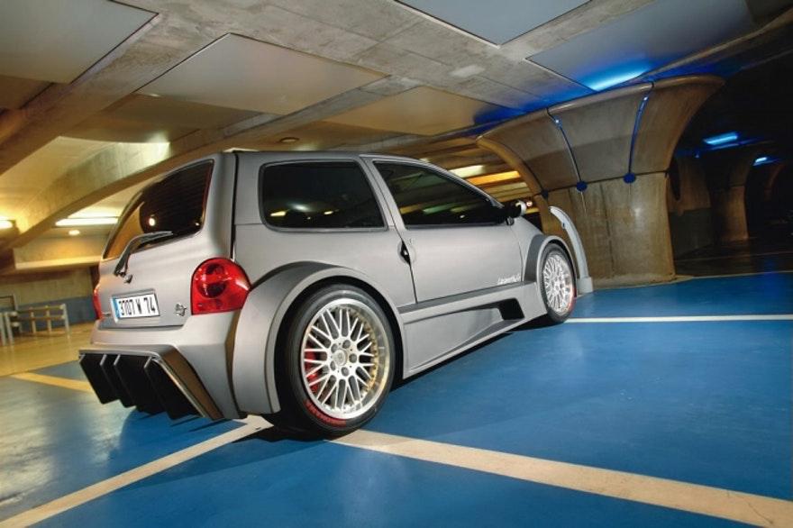 RWD Twingo V8