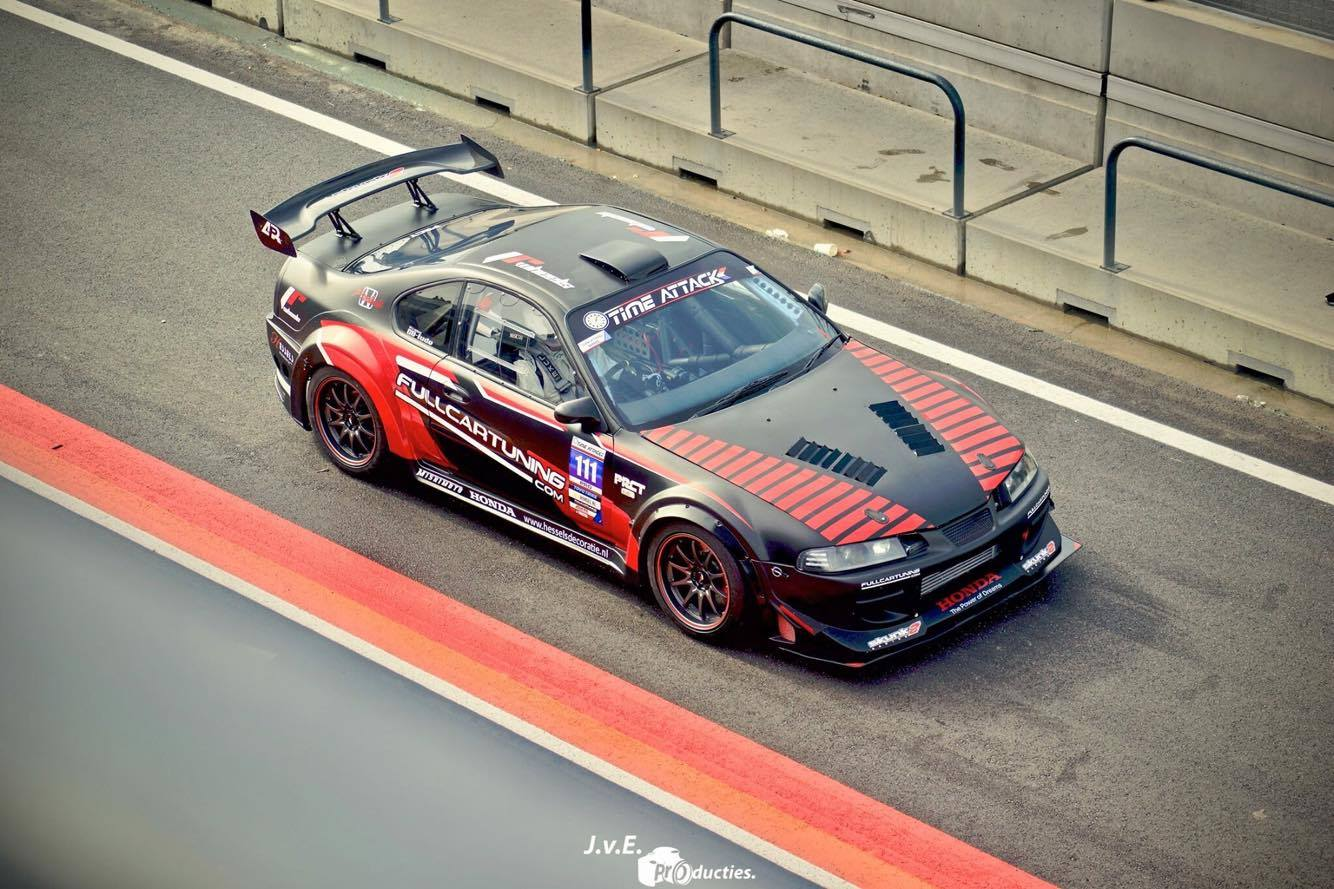 Honda Prelude 2017 >> Time Attack Honda Prelude 2.2 VTEC 556HP - Turbo and Stance