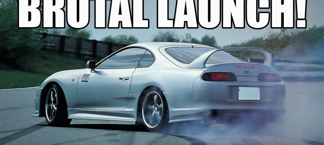 Brutal Skyline Supra Turbo launches