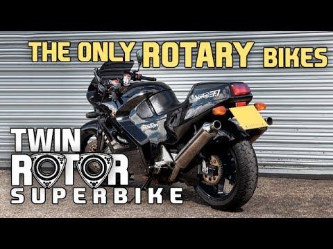 Rotary bikes