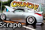 Scraping cars Stanced