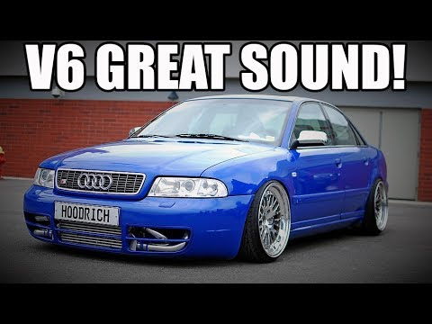 V6 engines sound