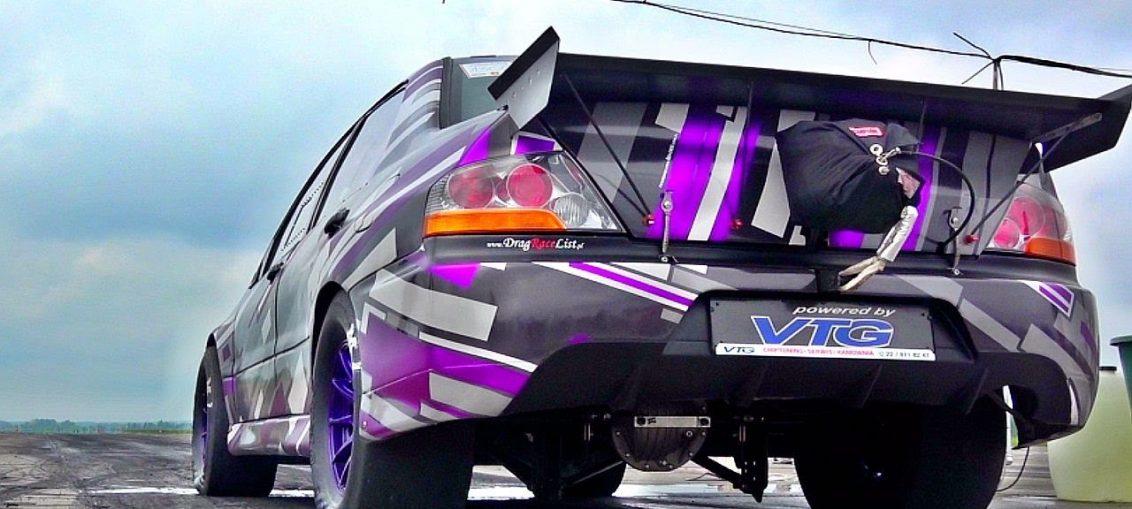 V8 Turbo EVo