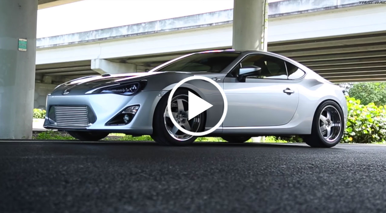 1210hp Toyota Frs 2jz Powered Quot Evil 86 Quot Feature Turbo
