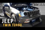 Twin turbo jeep