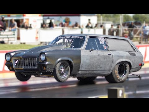 Big Block VEGA WAGON