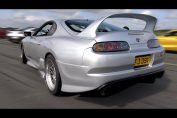 1000HP Supra 2JZ Turbo