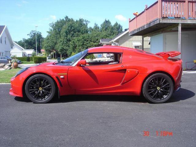 Lotus exige M5 V10 swap