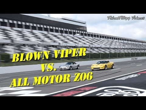 allmotor z06 blown viper