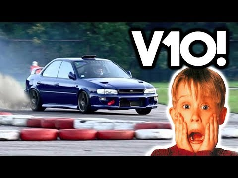10 Craziest Engine Swaps