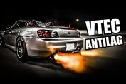vtec anti lag turbo