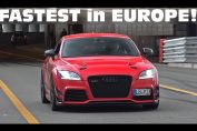 Audi TT RS 700HP Fastest 2.5L