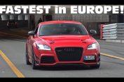 Audi TT RS 700HP Fastest 2.5L