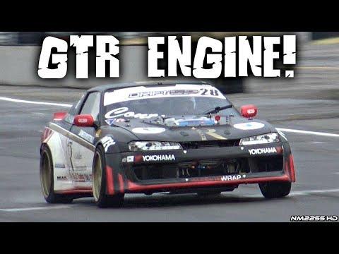 R35 GTR Nissan 200SX S13