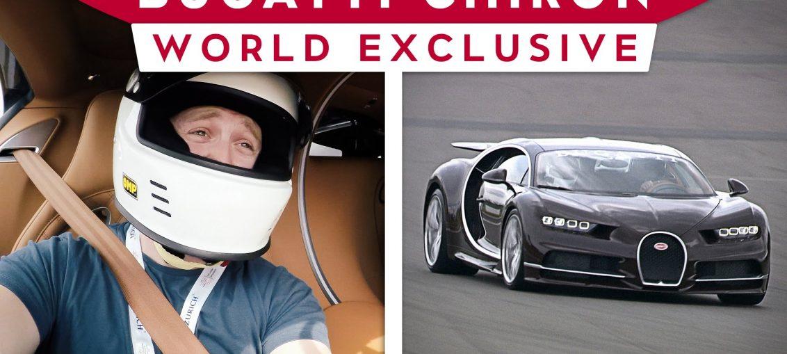 bugatti chiron top speed acceleration