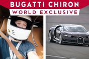 bugatti chiron top speed acceleration