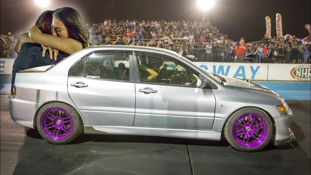 Drag Race Turns Into Life Sentence Turbo And Stance