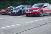 Gti Clubsport Civic Type R LEon Cupra
