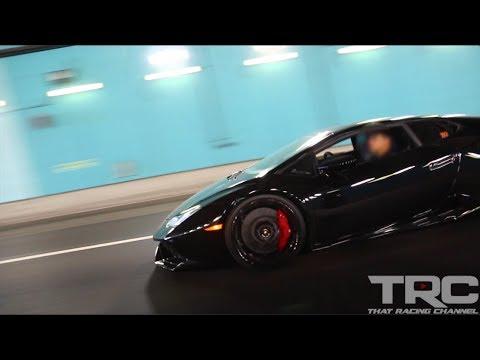 Supra racing TWIN turbo Lamborghini Huracan