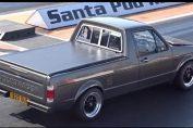 Quickest mk1 VW Caddy