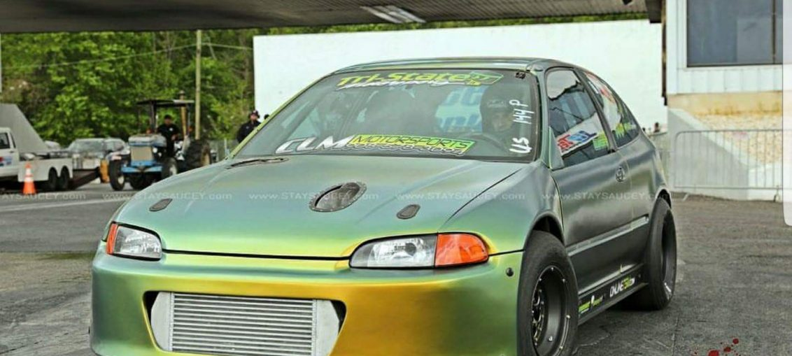 mph turbo  series awd honda civic turbo  stance