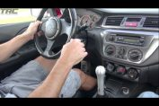 Lancer evo sequential gearbox