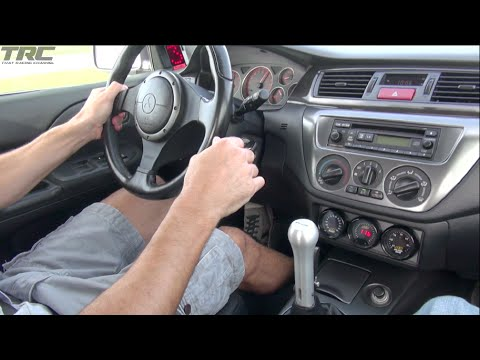 Lancer evo sequential gearbox - Turbo and Stance