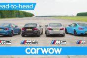 M2 M4 M5 M6 BMW race