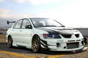 Mitsubishi Lancer EVO BIG TURBO DOGBOX 2-STEP LAUNCH Compilation