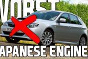 Worst japanese engines